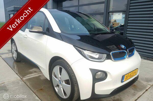 BMW i3 Comfort Adv 125kw 4% bijtelling, Snellaadpakket