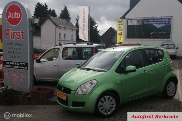 Suzuki splash 1.0 Airco. Dealer ond.
