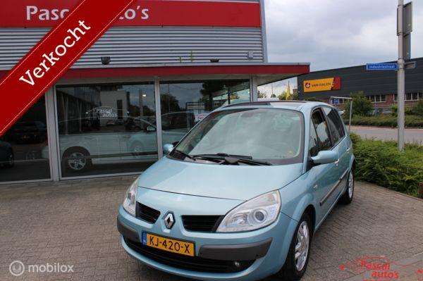 Renault Scenic 1.6-16V Tech Line clima xenon