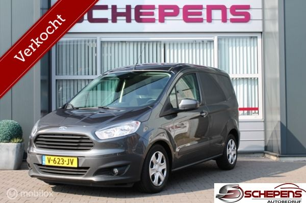 Ford Transit Courier 1.5 TDCI | Airco | Navi | RIJKLAAR!