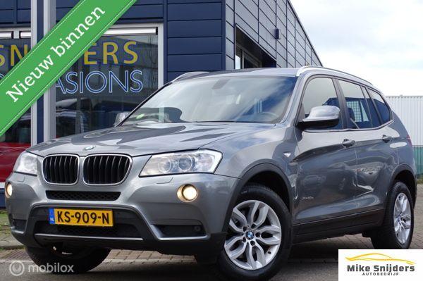 BMW X3 xDrive20d High Executive in Nieuwstaat