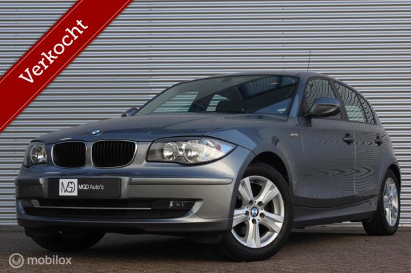 BMW 1-serie 116i Business Line /CLIMATE/STOELVERW./AUX/PDC!