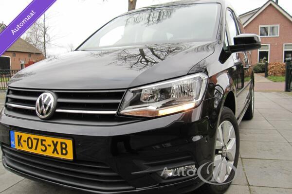 Volkswagen CADDY  COMBI DSG AUTOMAAT  1.4 TSI  BENZINE Trendline 5p 131pk