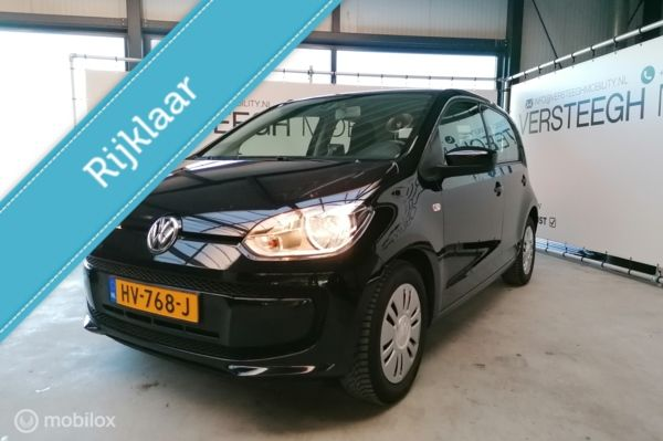 Volkswagen Up! 1.0 move up! BlueMotion, Navi, Airco, 5-Deurs