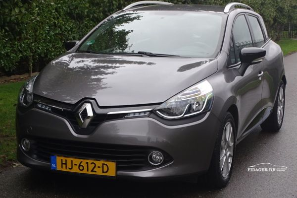 Renault Clio Estate 1.5 dCi Expression, automaat, R-Link, NL