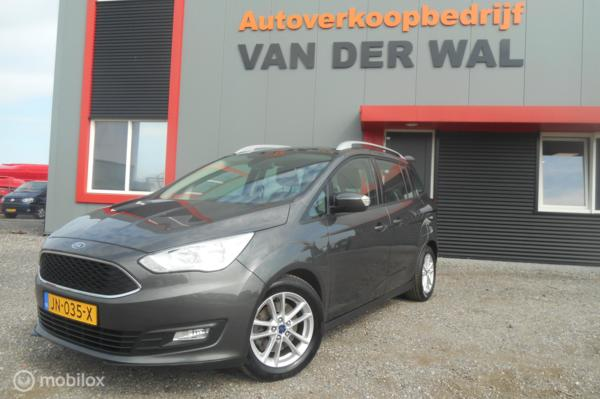 Ford Grand C-Max 1.0 Trend 7p./AIRCO/CRUISECONTROL/NAVIGATIE