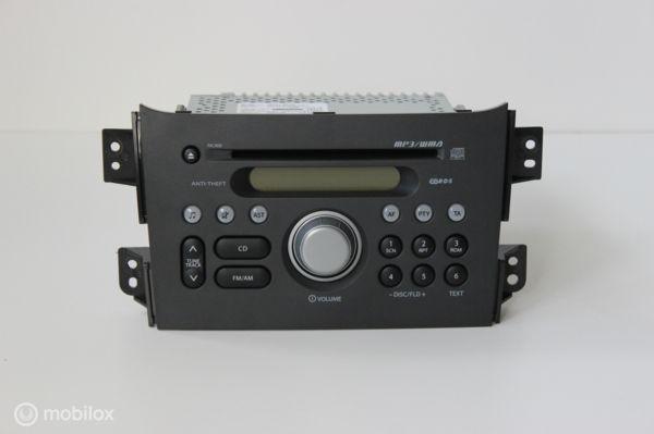 2-Din Originele Radio Suzuki Splash/Opel Agila