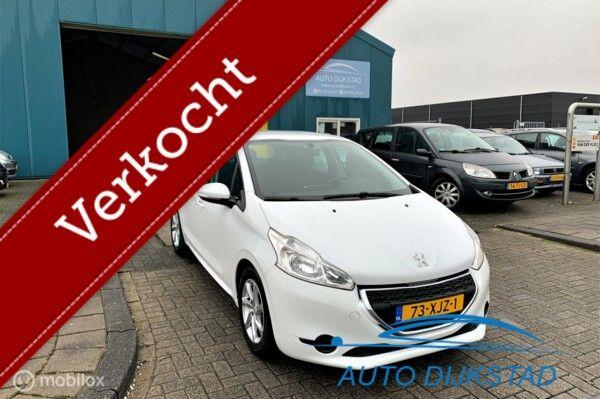 Peugeot 208 1.4 VTi Active, Airco, Nap, LM, CV,  Mooie auto