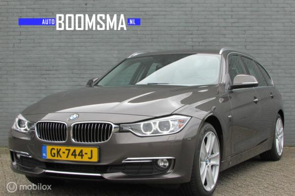 BMW 3-serie Touring 2.0 316d 190pk Automaat Luxery Edition