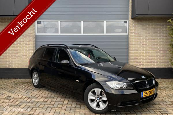BMW 3-serie Touring 320i Executive|Automaat|Leder|New APK