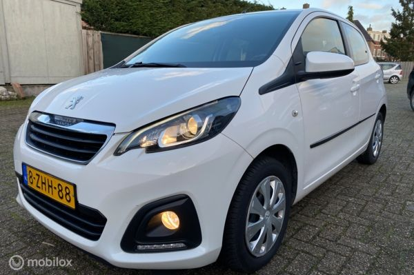 Peugeot 108 1.0 e-VTi Blue Lease / Airco/ Afstand bediening