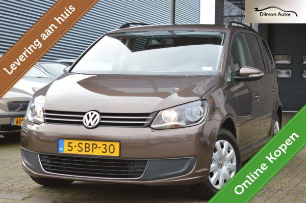 Volkswagen Touran 1.2 TSI Comfortline BlueMotion|Navi|Pdc|1e