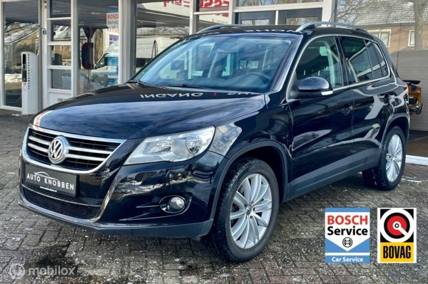 Volkswagen Tiguan 2.0 TSI Sport&Style 4M Climat, Cruise, Pdc, Lm..