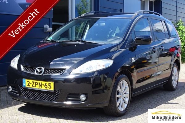 Mazda 5 1.8 Executive 7 persoons
