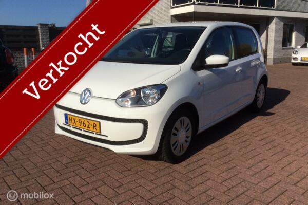Volkswagen Up! 1.0 move up! BlueMotion navi 5deurs nap airco