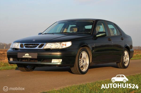 Saab 9-5 2.0t SE Automaat (bj2000) #ORG-NL #1e-EIGENAAR