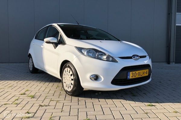 Ford Fiesta 1.6 TDCi ECOnetic Lease Trend/Airco/