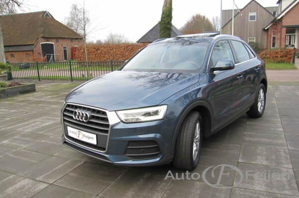 Audi Q3 1.4TFSI 110kW S-Tronic Pro-Line Plus Nav+ECC+Panodak
