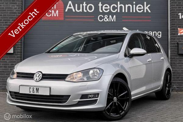 Volkswagen Golf 1.4 TSI DSG/122PK/LED/NAVI/CAMERA/F1/MTF/VOL