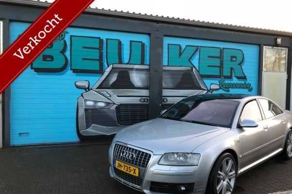 Audi S8 5.2 V10!
