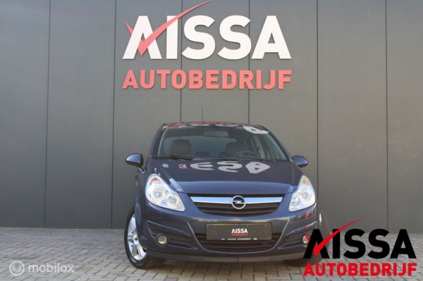 Opel Corsa 1.4-16V Cosmo 5Drs Airco/Aux APK 20-04-2021
