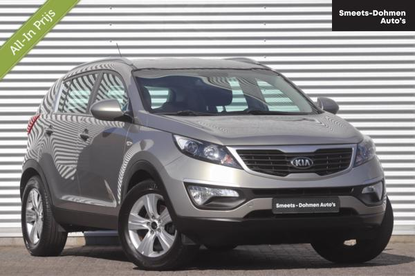 Kia Sportage 1.6 Plus Pack | Airco | Trekhaak | ZONDAGS OPEN!