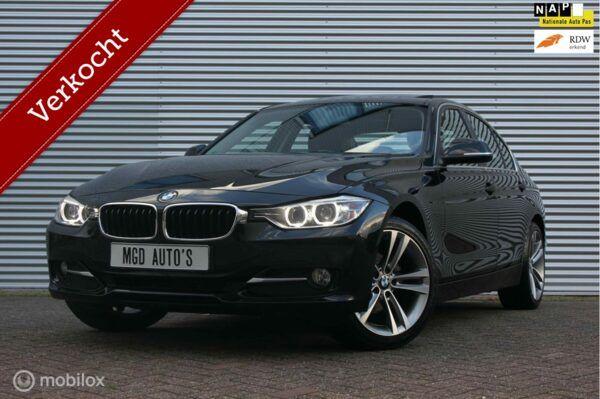 BMW 3-serie 316i Executive Sport /XENON/LED/SCHUIFDAK/SPORTSTOELEN/BLUETOOTH/18'' VELGEN/NIEUWSTAAT