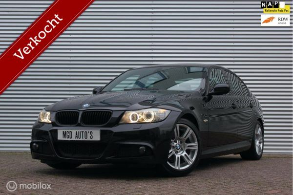 BMW 3-serie 320i High Executive M-Sport M-pakket /XENON/LED/CLIMATE/CRUISE/PDC V+A/NIEUWSTAAT!