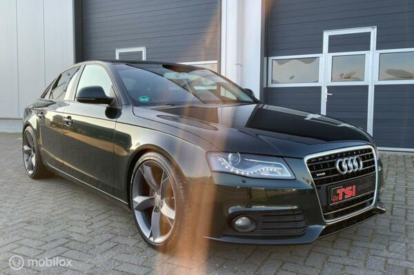 NIEUW BINNEN! Audi A4 3.2 FSI quattro Pro Line S-line