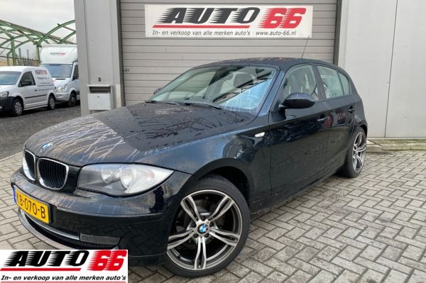 BMW 1-serie 116i Corporate Airco AUX aansluiting