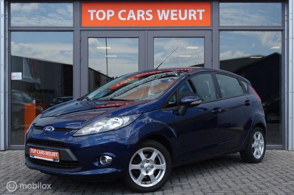 Ford Fiesta 1.25 Champion 106575 KM!! FINANCIERING €115,- PM