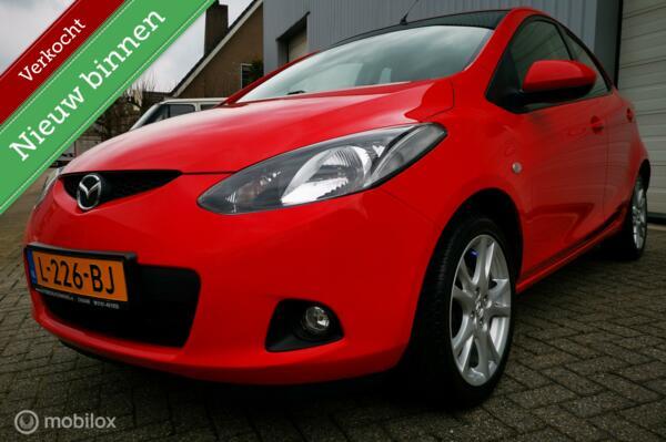 Mazda 2 1.3 TS Plus/5drs/climate controle.