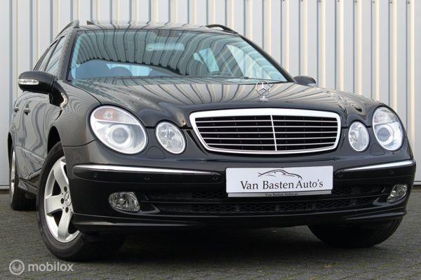 Mercedes E-klasse Combi E240 Avantgarde | Aut | Youngtimer |