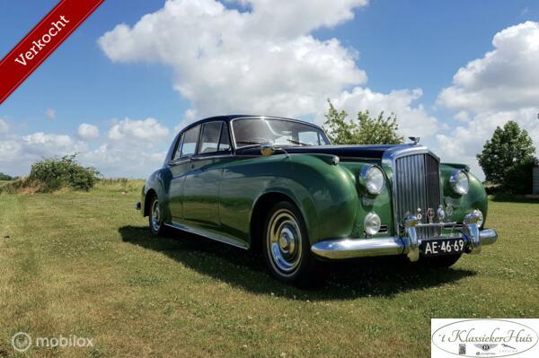 Bentley S2 6.2 V8 aut. SOLD