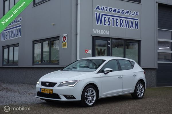 Seat Leon 1.4 TSI Style Business Navi Led Clima Cruise 18
