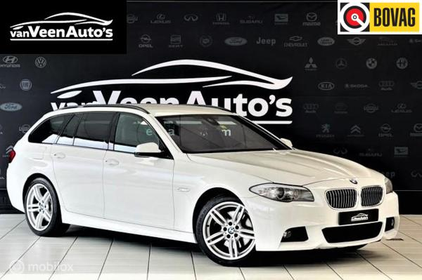 BMW 5-serie Touring 535i xDrive High Luxury Edition/NAP