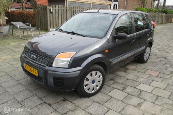 Ford Fusion 1.4-16V Style