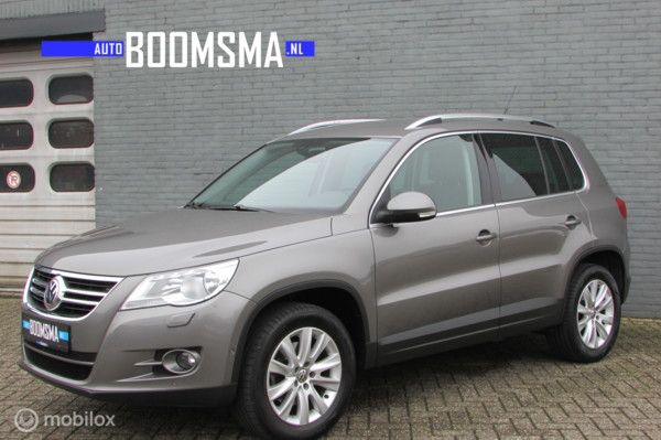 Volkswagen Tiguan 1.4 TSI Sport&Style 4Motion Clima Cruise 2xPDC