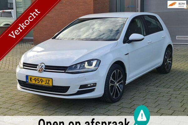 Volkswagen Golf 1.2 TSI_Business_Edition_R_Connected_110pk