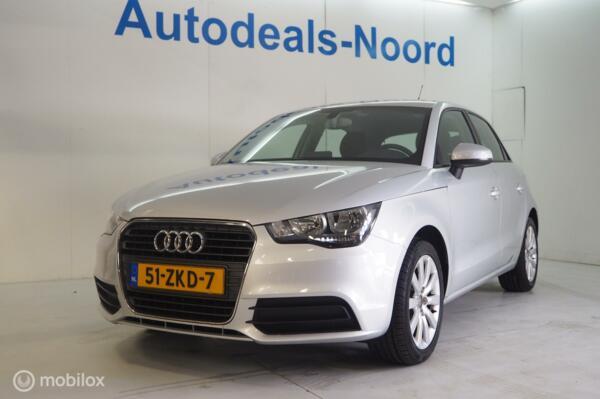 Audi A1 Sportback 1.2 TFSI Attraction Eerste eigenaar Dealer onderhouden