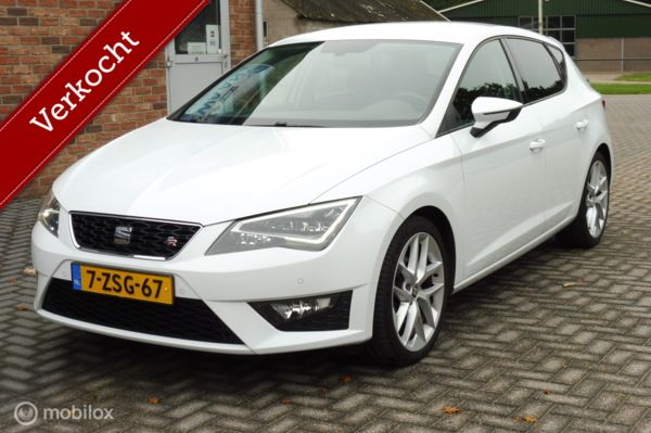 Seat Leon 1.4 TSI ACT FR Dynamic Automaat