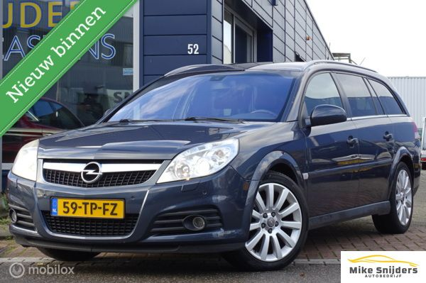 Opel Vectra Wagon 2.2-16V Business