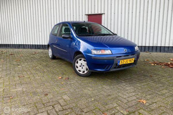 Fiat Punto 1.2 Go! Nieuwe APK!