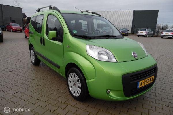Fiat Qubo 1.4 Dynamic Luxe Airco ..94.645 Km € 4389,-