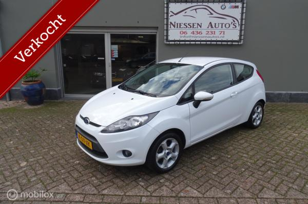 Ford Fiesta 1.25 Limited 2011 Airco/Nwe Distributieriem