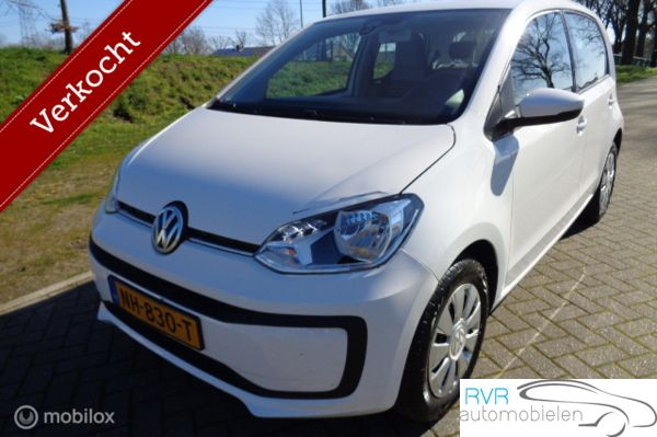 Volkswagen Up! 1.0 BMT AUTOMAAT / AIRCO / CRUISE / BTW AUTO