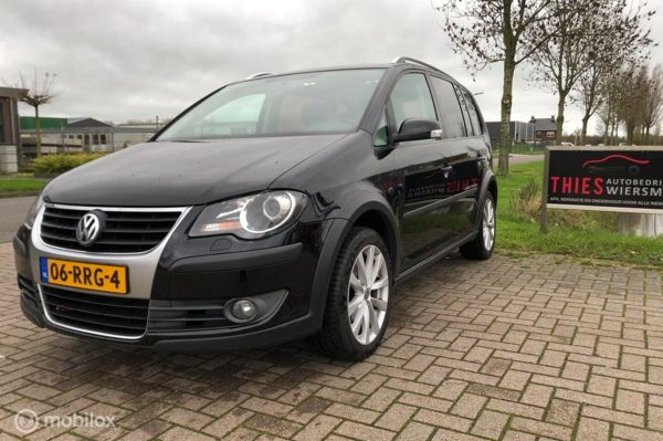 Volkswagen Touran 1.4 TSI Cross 7 persoons Airco, Cruise
