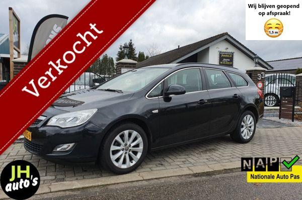 Opel Astra Sports Tourer 1.4 Cosmo Navi/❄️Airco/Cruise/Leer