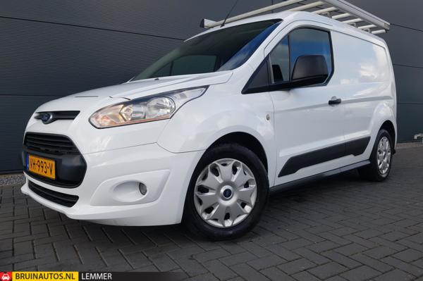 Ford Transit Connect 1.6 TDCI Airco 3-pers  95 PK Trekh Imperiaal