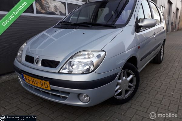 Renault Scenic 1.8-16V Expression NETTE AUTO Climate control, Airco, Centrale vergrendeling